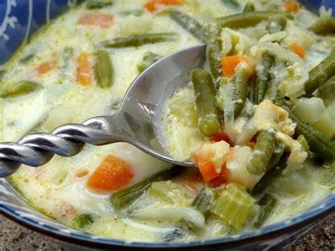 la cuisine rapide luxembourg recette de la soupe de haricots verts recette du luxembourg