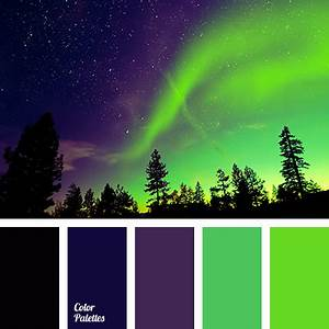 night sky color