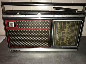 Poste Radio Vintage : poste de radio grundig concert boy 1100 vintage les vieilles choses ~ Teatrodelosmanantiales.com Idées de Décoration