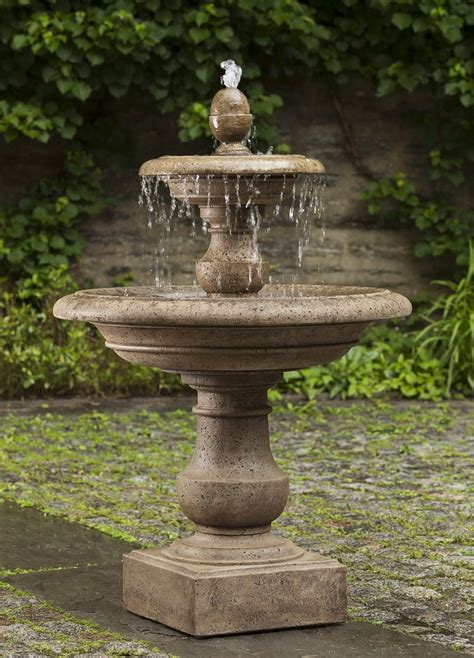 backyard water fountains caterina tiers from heaven with a multi tiered