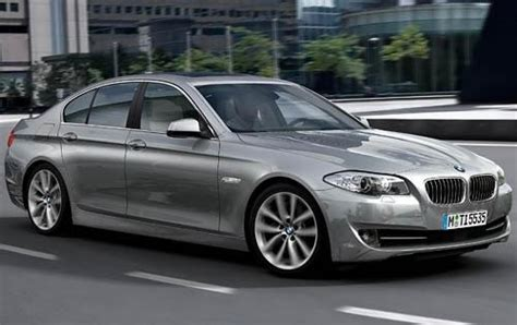 2011 Bmw 5 Series by 2011 Bmw 5 Series Information And Photos Zombiedrive