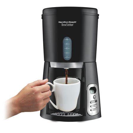 Target/kitchen & dining/hamilton beach coffee pot (163). Hamilton Beach BrewStation 10 Cup Coffee Maker - Walmart.com