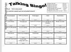 9 Best Images of Printable Office Bingo Printable Bingo