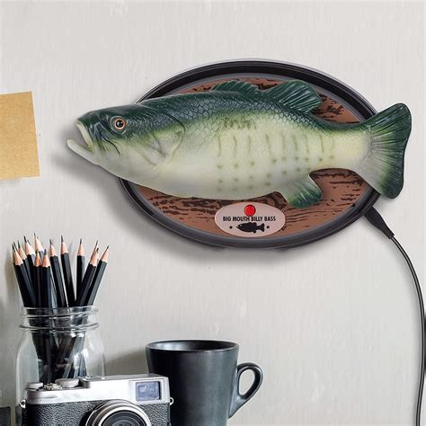 Remember The Big Mouth Billy Bass It Now Works With Amazons Alexa