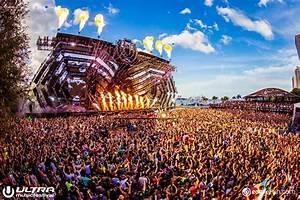 Festival Lineups Coachella & Ultra Music Festival Miami 2018
