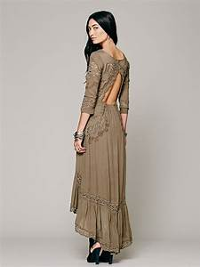 nwot free people khaki green embroidered mexican wedding With free people mexican wedding dress