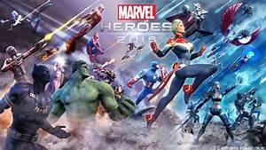 Marvel, Heroes, 4k, Wallpapers