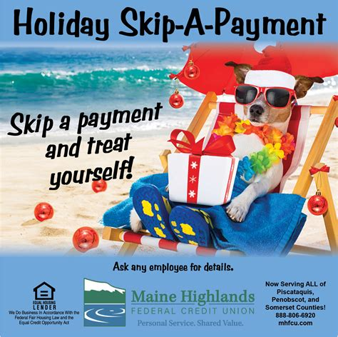 current loan specials maine highlands federal credit union