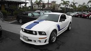 2007 Used Ford Mustang GT Roush Edition For Sale in San Diego at Classic Chariots - 10075A - YouTube