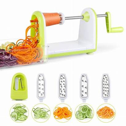 Spiralizer Spiral Vegetable Zucchini Noodles Maker Spaghetti