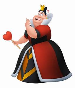 Queen of Hearts - Kingdom Hearts Insider