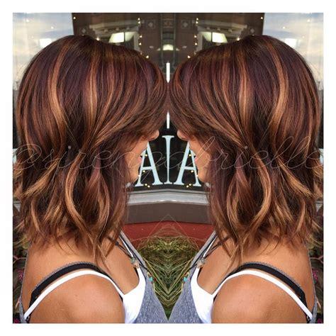 autumn hair color ombr 233 color melt fall hair color autumn hair color