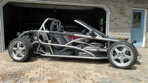 Building A Tube Frame Chassis, How To Build An Ariel Atom