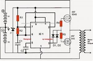 ne555 inverter circuit circuit diagram images With 230v simple inverter circuit using 555 timer my circuits 9 share the
