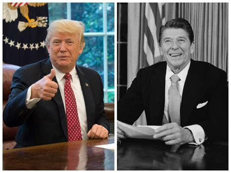 Trump Just Revived The Reagan-era Tradition Of Openly