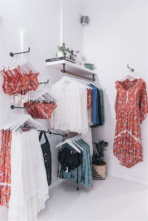 Decorating Ideas Clothes by Design Ideas For Decor Shop Garment Interior Photos In