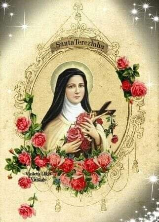 St Therese of Lisieux ~ The Little Flower (With images