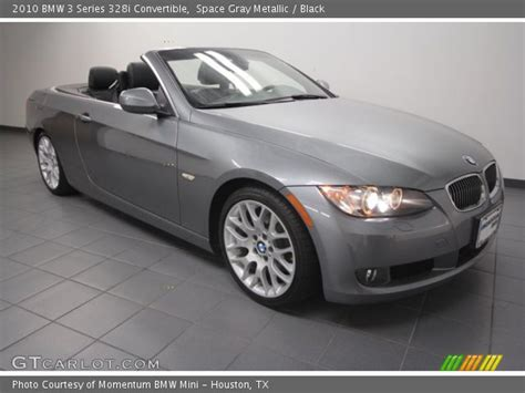2010 Bmw 328i Convertible by Space Gray Metallic 2010 Bmw 3 Series 328i Convertible