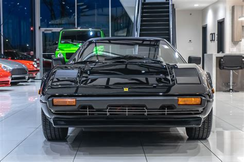 If you have any questions or would like to view the car in person please email me at. Used 1983 Ferrari 308 GTS Quattrovalvole 2dr Targa For Sale (Special Pricing) | Chicago Motor ...