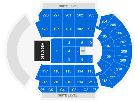 foto de Stockton Arena Stockton Tickets Schedule Seating