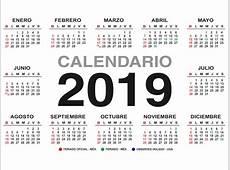 Diseño Calendario 2019 2020 Compacto $ 4900 en