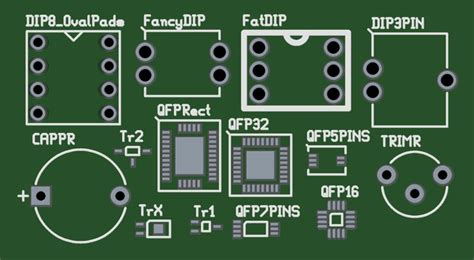 Top Websites Find Footprints For Your Next Pcb