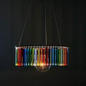test tube chandeliers by pani jurek colossal With test tube chandeliers by pani jurek