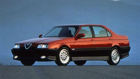Alfa Romeo 164 La Meilleure Des « Tipo 4 » ?  Boitier Rouge