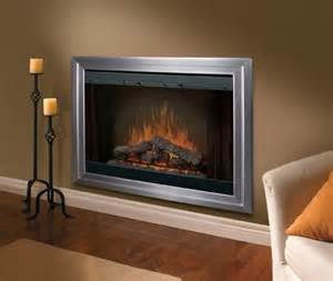 Slim Electric Fireplace Insert by Dimplex 45 Inch Purifire Built In Electric Fireplace