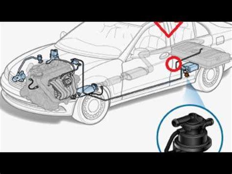 volvo  check engine fix  fuel vapor leak