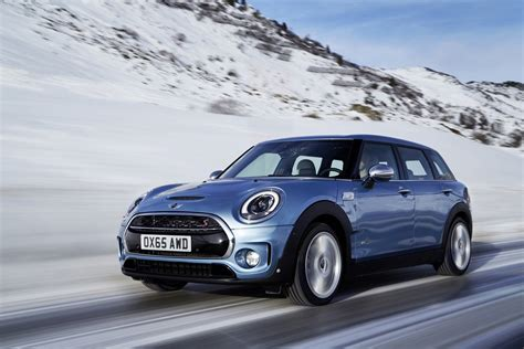 Mini Picture by 2016 Mini Clubman All4 Review Top Speed