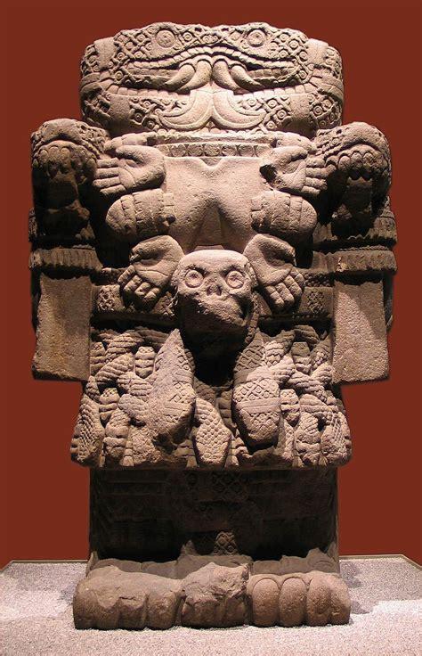 Coatlicue Statue Wikipedia