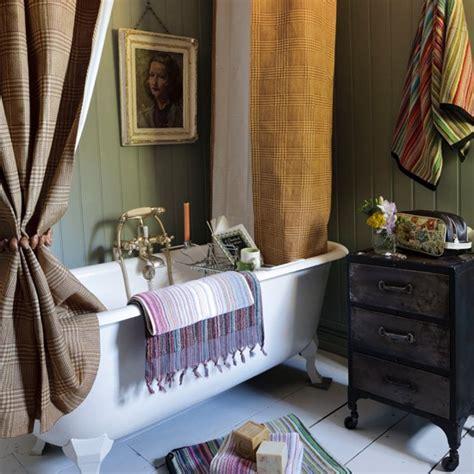 country bathroom shower curtain country bathroom