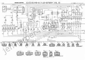 1jz Engine Wiring Diagram  2