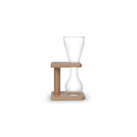 bicchieri di legno bicchiere quarter yard con supporto di legno cm 22