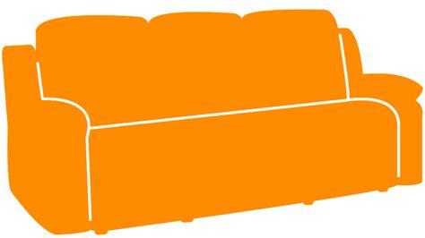 sofa outline vector sofa silhouette free vector silhouettes