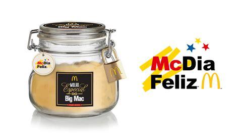 McDonald's coloca molho do Big Mac à venda para promover ...