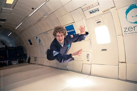 Zero Gravity :  Like Nothing On Earth