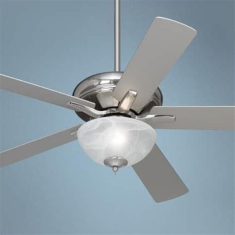 52 quot casa paseo energy star 174 nickel ceiling fan energy