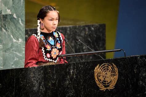 future indigenous teen returns