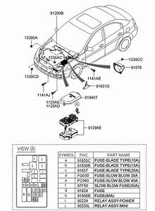 Hyundai Accent Tail Light Wiring Diagram