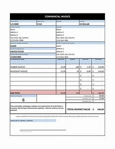 commercial invoices printable paper invoices With commercial invoice online