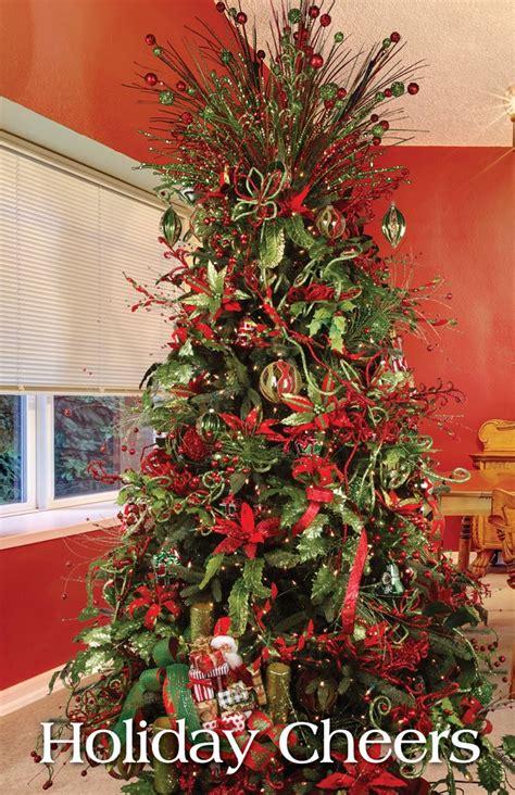melrose designer christmas tree  holiday cheers