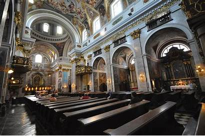 Ljubljana Cathedral Nicholas St Aka Church Lascar
