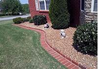 flower bed edging 64 Flower Bed Edging Ideas