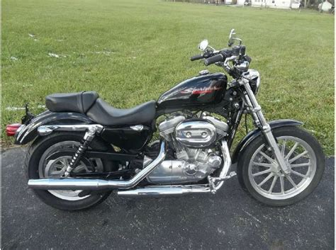 2007 harley davidson sportster 883 for sale on 2040 motos