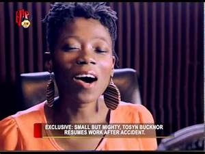 HIPTV NEWS - EXCLUSIVE: SMALL BUT MIGHTY, TOSYN BUCKNOR ...