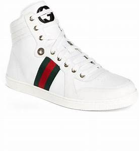 ee891624ef0 Gucci High Top Sneaker. leather high top sneaker gucci men 39 s ...
