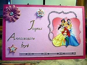 Carte Anniversaire Fille 9 Ans : carte anniversaire gratuite pour ma fille ~ Melissatoandfro.com Idées de Décoration