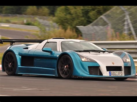 Top 50 Supercars Listed By 0-60 Mph Runs